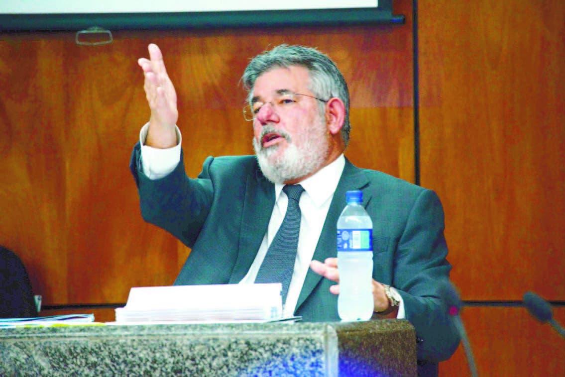 Tribunal rechaza recurso de Díaz Rúa y admite prueba de la Pepca