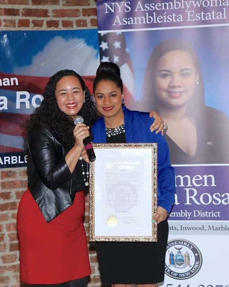 Reconocen en New York a la periodista dominicana Liany Ferreras