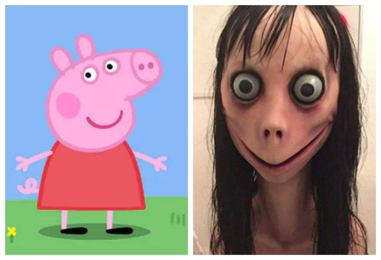 Atención padres y madres: Alertan sobre peligroso reto «Momo Challenge» en muñequitos de Peppa Pig y videojuegos
