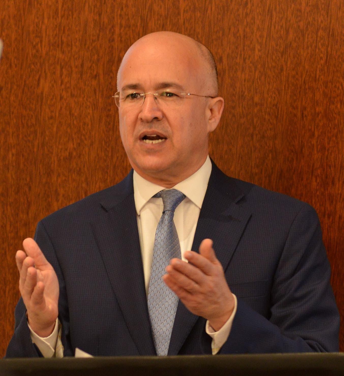 Domínguez Brito ve mensaje positivo del presidente Danilo Medina