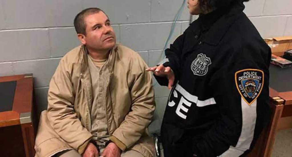 El juez da un mes más al Chapo para solicitar la repetición de su juicio en EE.UU.