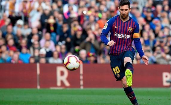 ¡Así pasó el juego! 2-0. Messi resuelve el derbi en veinte minutos