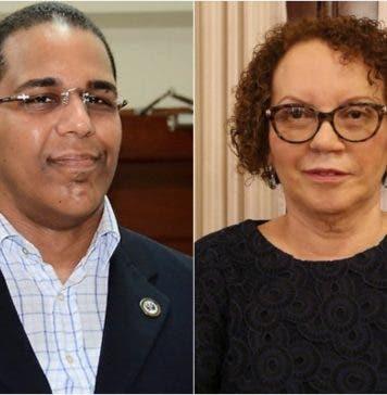 El juez José Gregorio Bautista dice que en su momento dará a conocer pruebas contra Miriam Germán