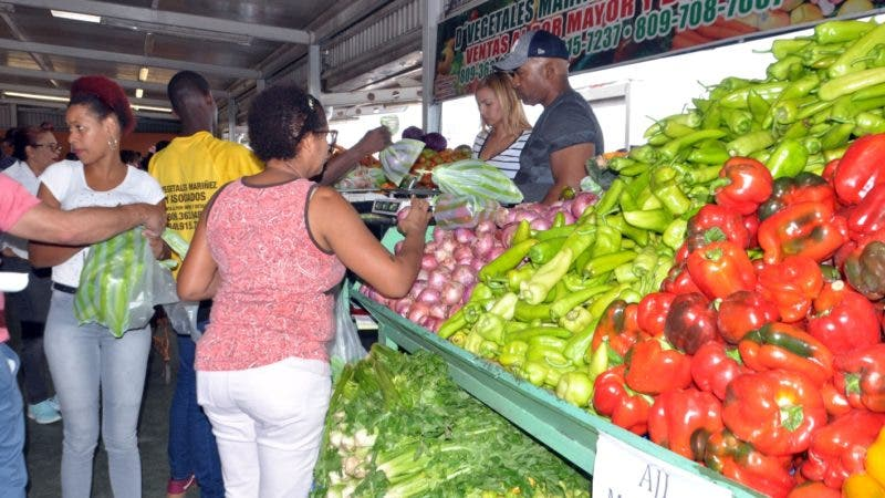 Mercados en Santo Domingo