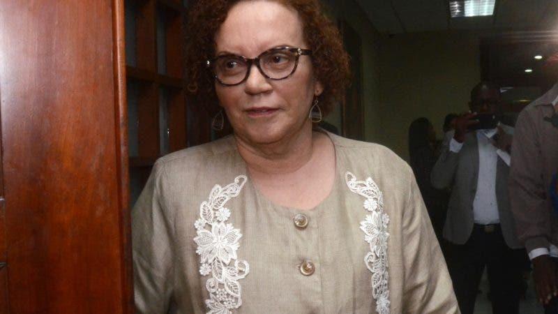Miriam Germán.