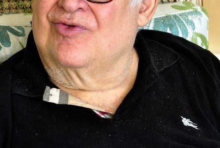El pais.Luis Álvarez Renta ofreció hoy declaraciones sobre el asesinato de su cuñada, la española Cristina García.Hoy/Pablo Matos    25-03-2019