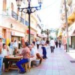 Calle El Conde en la actualidad. HOY/Rafael Segura Imagen Digital / 4/01/008
