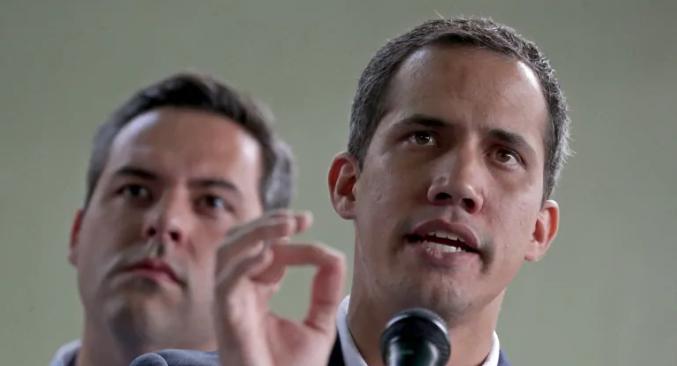 Juan Guaidó denunciará a Gobierno de Maduro por blanqueo ante la Justicia española