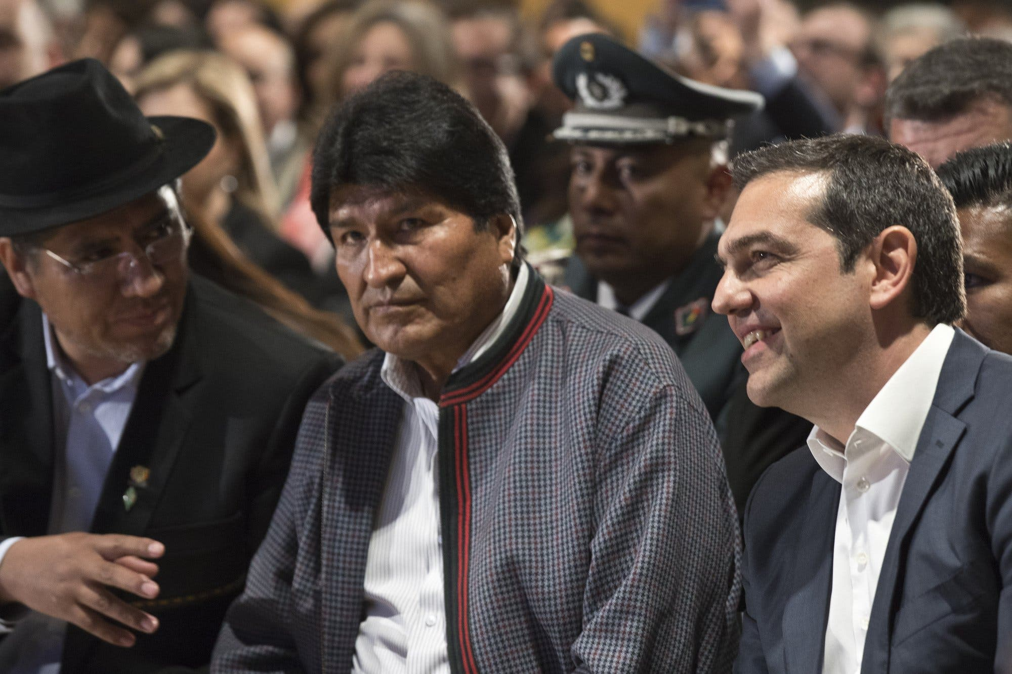 Grecia respalda llamado de Bolivia a diálogo en Venezuela