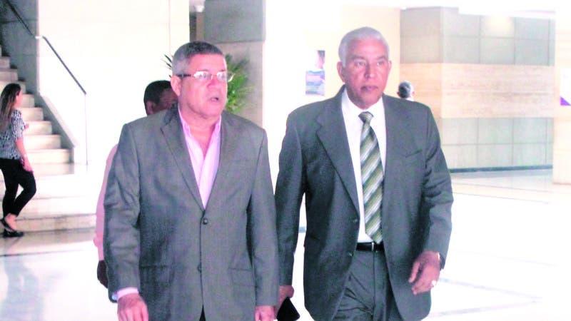 Hoy continua el caso de Odebrecht  con las defensa del funcionarios Roberto Rodríguez , y sus abogados en foto : Roberto Rodríguez HOY Duany Nuñez 21-3-2019