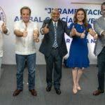 PRM juramenta a Aníbal García Duvergé y a su equipo político. Fuente externa 17/03/2019