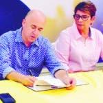 Domínguez Brito implementará la Segunda Revolución Educativa. Fuente externa 17/03/2019