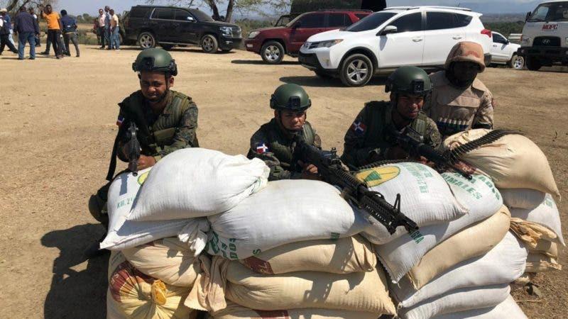 Sigue tensión en Cachimán por enfrentamiento con haitianos. Fuente externa 17/03/2019