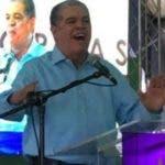 """Amarante: """"Ambición de poder pone en riesgo unidad del PLD"""" Fuente externa 17/03/2019"""