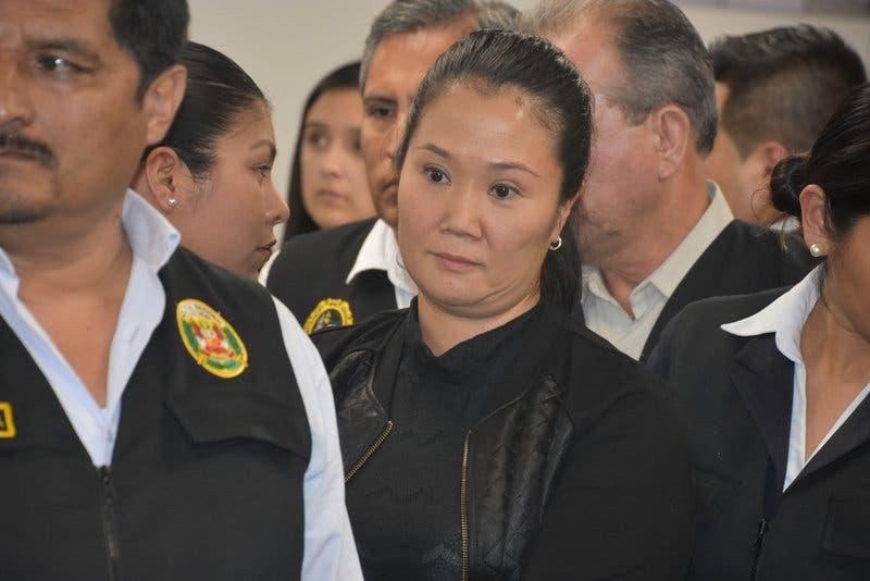 Perú: Keiko Fujimori se niega a declarar por caso Odebrecht