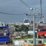 Teleferico de Santo Domingo. l/ Jorge Gonzalez