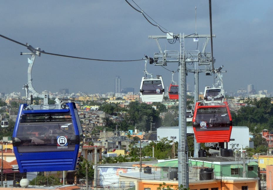 """¡Que no se le olvide! Metro y Teleférico de Santo Domingo tienen  """"horario especial"""" por Navidad y Año Nuevo"""