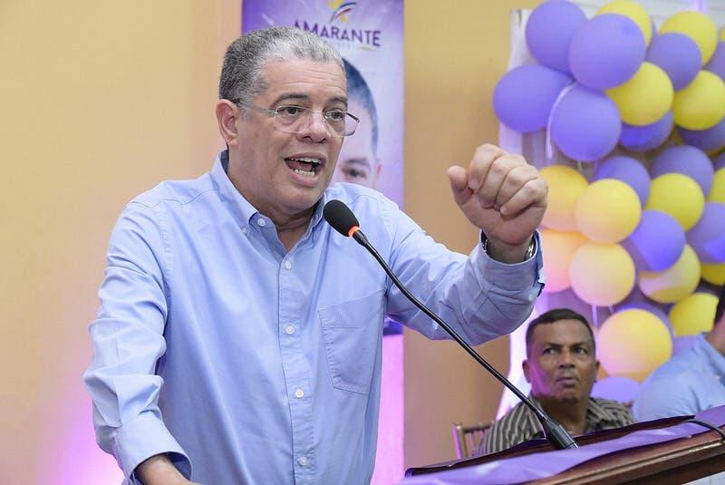 Mira porqué Leonel Fernández no participaría en debate de candidatos, según Amarante Baret