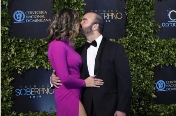 Premios Soberano: Amor en la alfombra roja