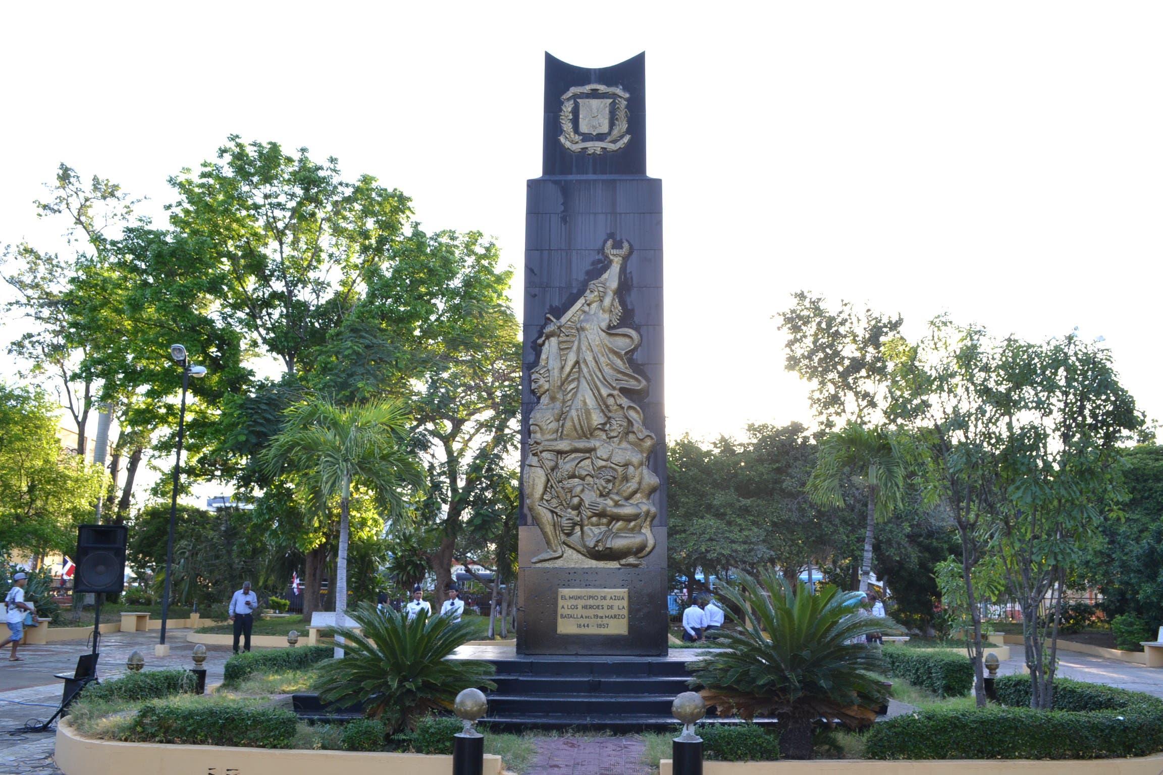 Efemérides Patrias organiza actos 175 aniversario de la Batalla del 19 de Marzo en Azua