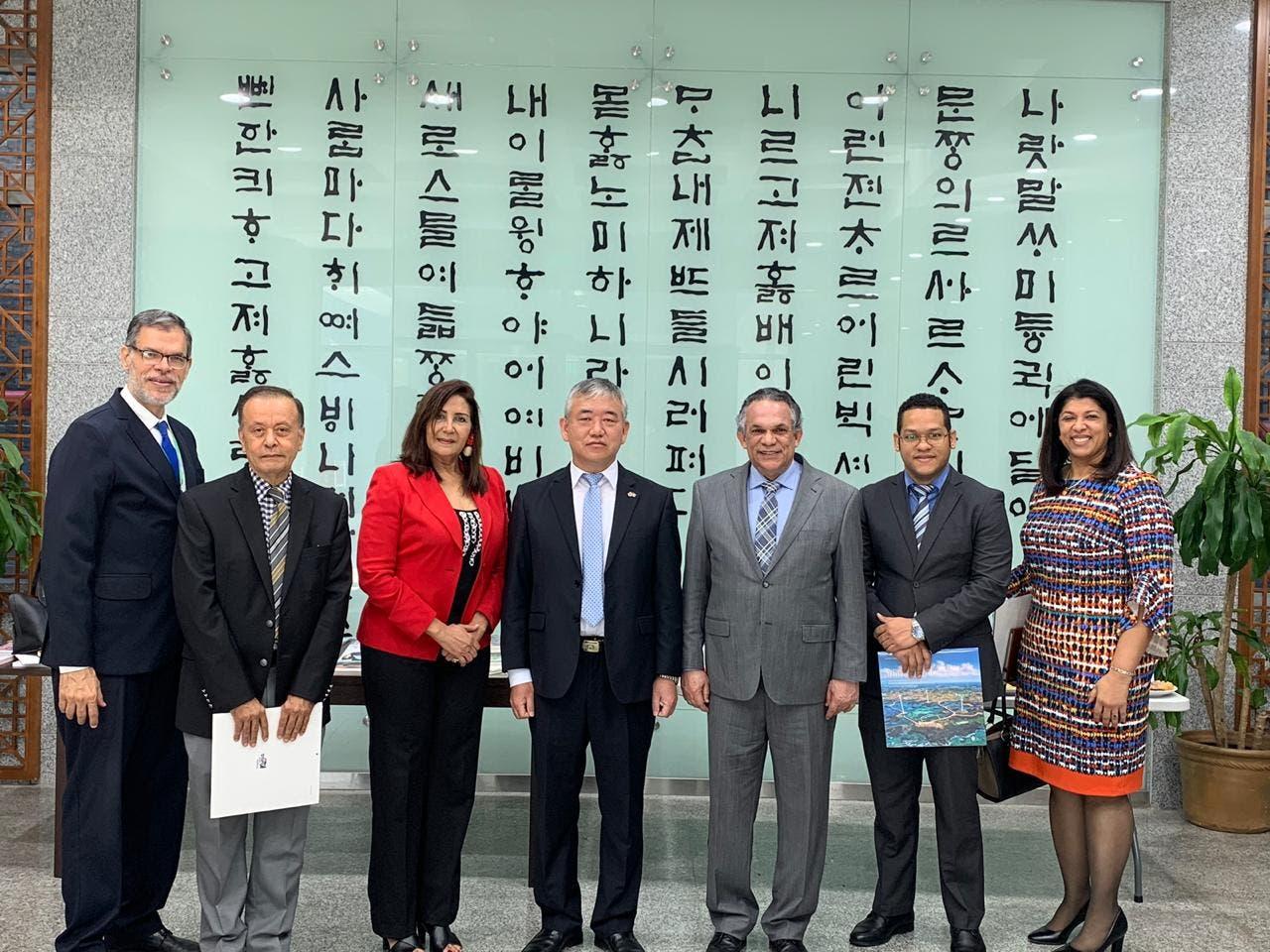 MAP coordina cooperación técnica de Corea con embajador