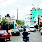 """Calle """"Fausto-Ceja- Rodríguez"""", que abarca los barrios de San Carlos y Villa Francisca."""