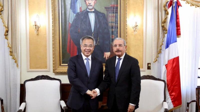 Danilo y chino