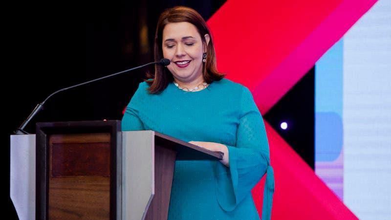 Directora del Portafolio de Aprendizaje de INICIA Educación, Ángela Español