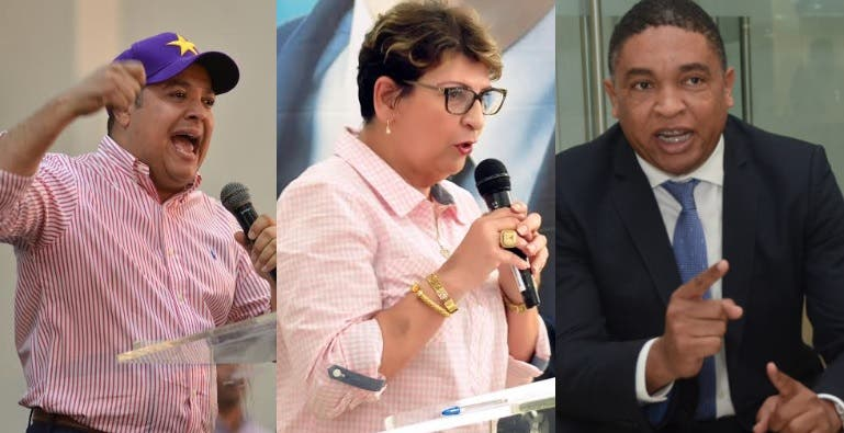 Dirigentes ven quema de gorra de Domínguez Brito representa sentir de renovación de peledeístas