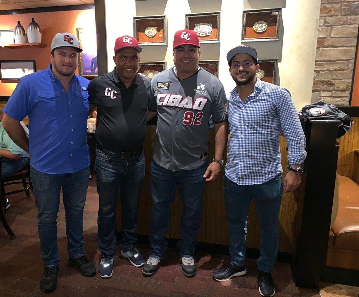El venezolano Luis Dorante es el nuevo dirigente de los Gigantes del Cibao