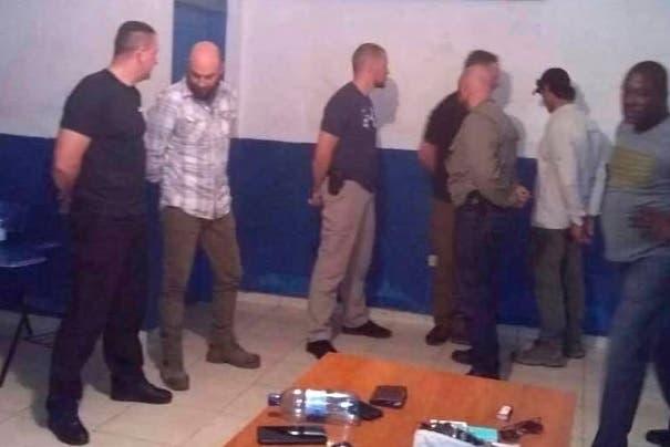El equipo estuvo en Haití para garantizar la seguridad de las personas directamente relacionadas con el Presidente en ejercicio/Foto:. lakay.press