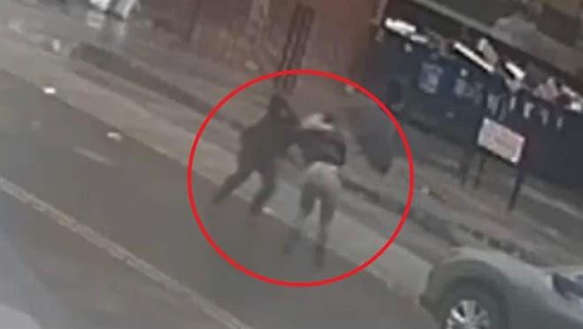 Escuadrón detectives NY persigue depravado sexual atacó dominicana