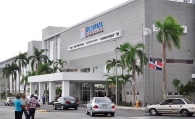 Fachada el Hospital