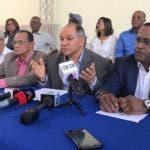 Gabriel del Rio, Pepe Abreu y Jacobo Ramos presidentes de CASC, CNUS Y CNTD 3
