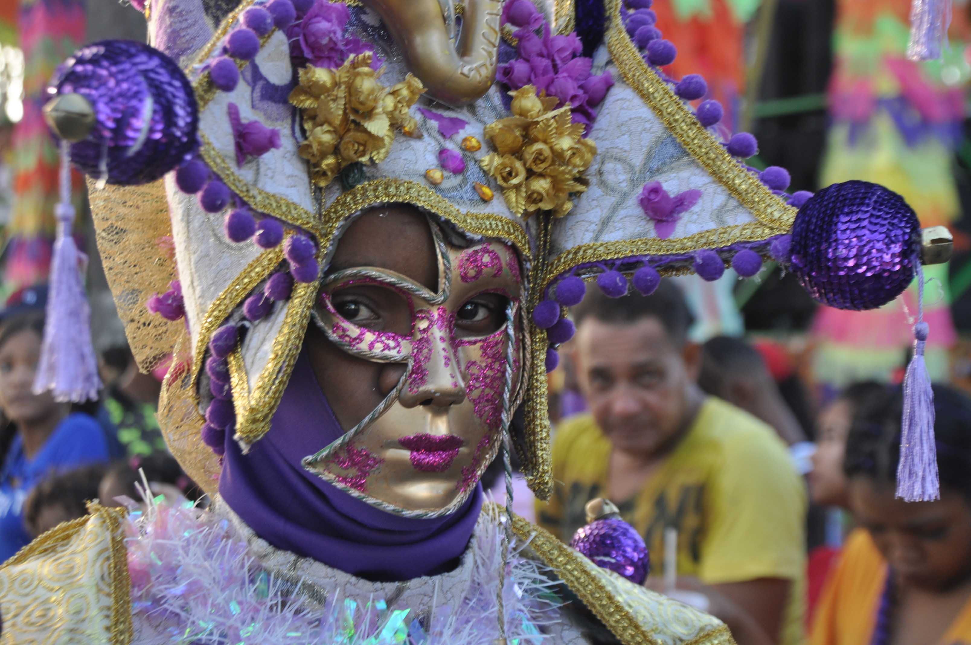 ¡En fotos! Así fue el Desfile Nacional del Carnaval