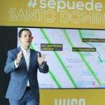 Hugo Beras presenta plan de movilidad para el DN