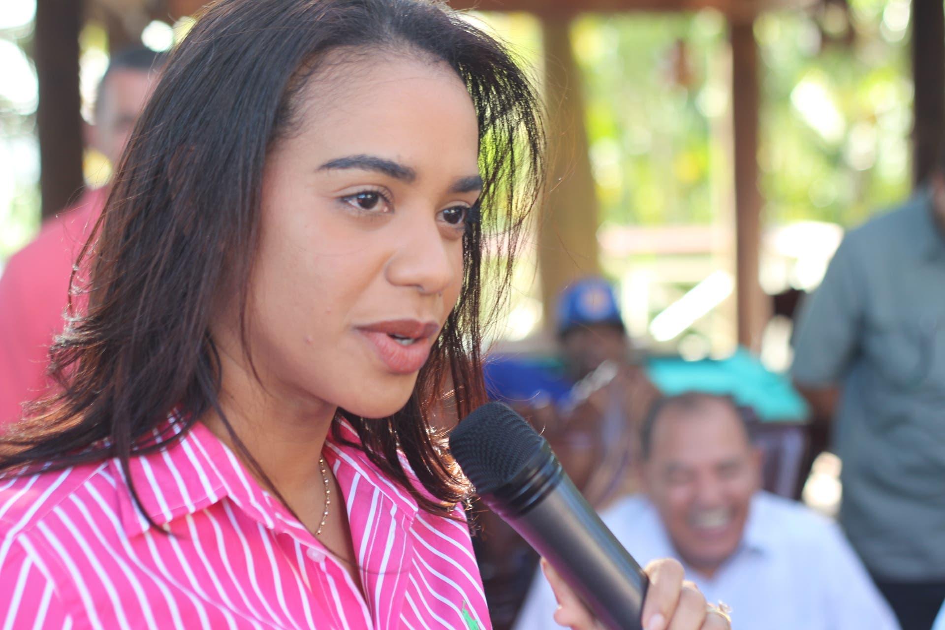 Betty Gerónimo asegura SDN carece de representante