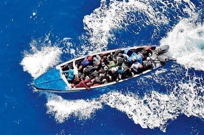 Detienen a 12 dominicanos cuando intentaban entrar ilegalmente a Puerto Rico