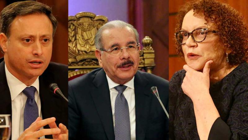 Jean, Danilo, Miriam