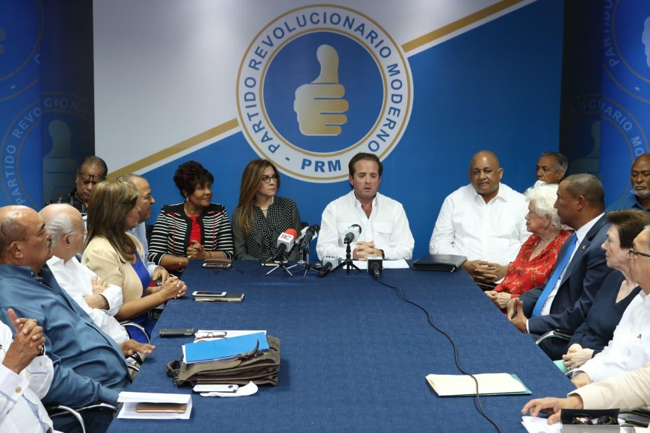 PRM propone que jueza Miriam Germán sea mantenida en SCJ y elevada a presidenta