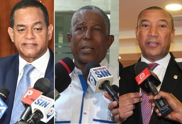 Legisladores a favor y en contra de que Procurador sea escogido por el Poder Ejecutivo