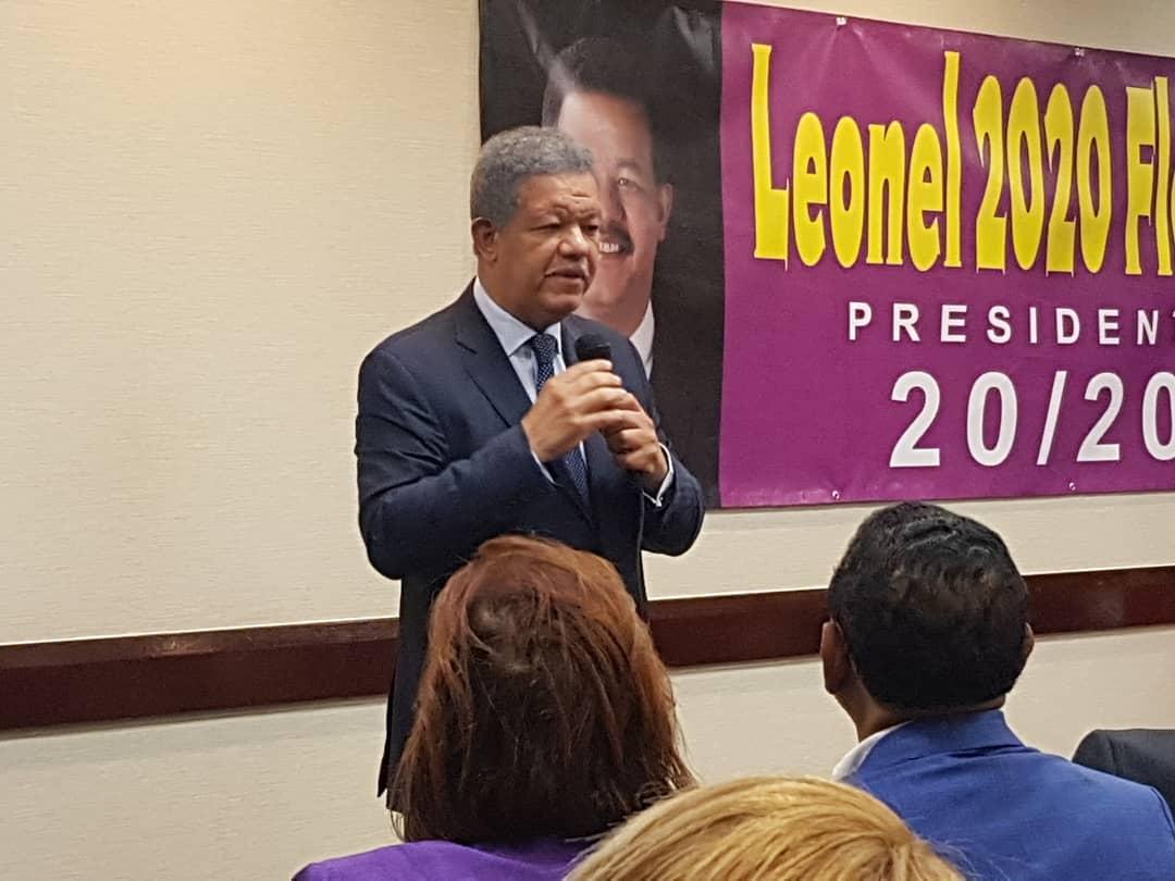 VIDEO: Leonel asegura ganará elecciones en 2020, pero deja claro en base a qué lo logrará