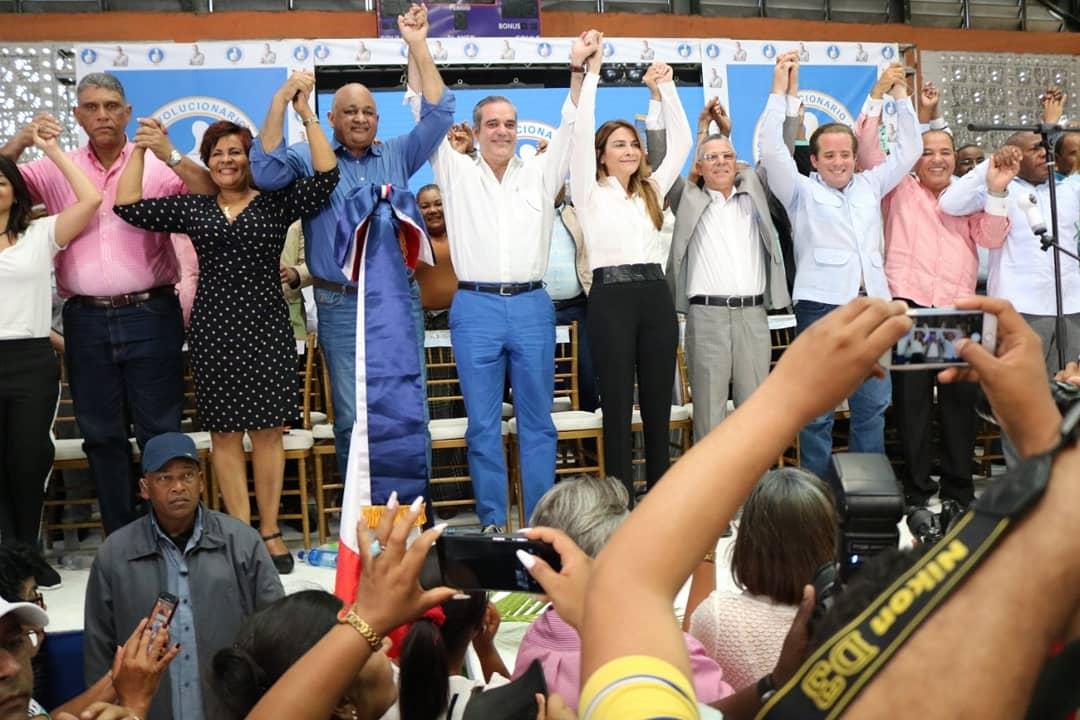 José Paliza: inició cuenta regresiva de salida PLD del poder; juramenta a Manuel Jiménez en PRM