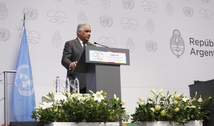 Canciller pondera rol de Cooperación Sur-Sur y sector privado en logros ODS