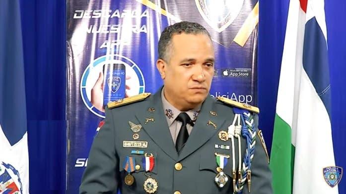 La advertencia del director de la Policía a involucrados en muerte de niña en Santiago