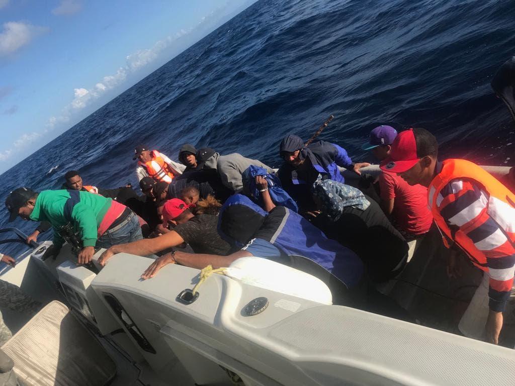 Capturan reconocido traficante que llevaba personas a Puerto Rico