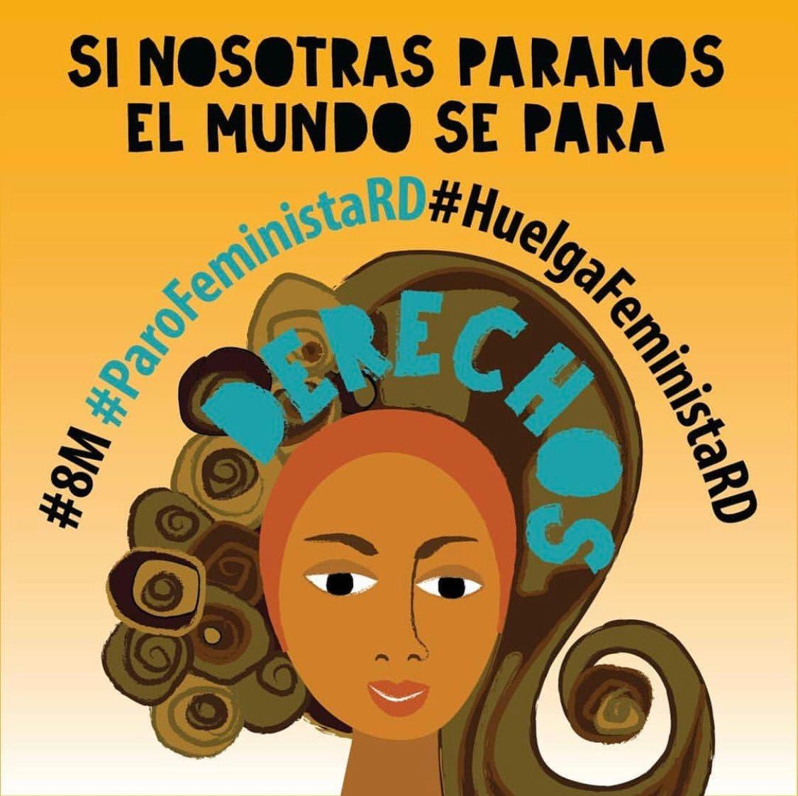 Día Internacional de la Mujer: Si nosotras paramos el mundo se para