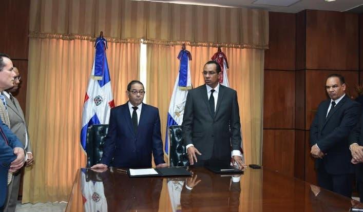 Poder Judicial y UFHEC firman acuerdo de cooperación interinstitucional