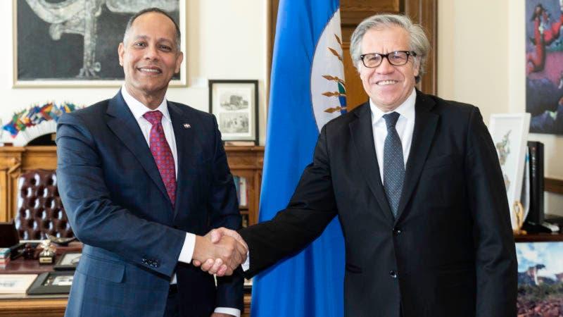 Date: March 19, 2019Place: Washington DCCredit: Juan Manuel Herrera/OAS