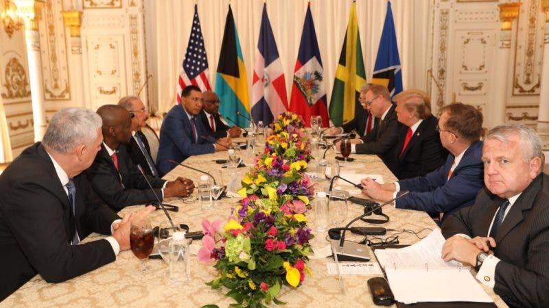 Reunión Trump y Danilo
